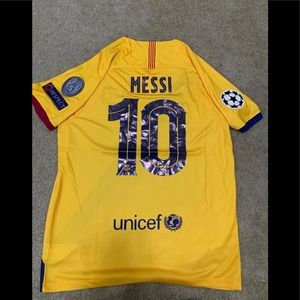 NEW Messi Barcelona Away 2020 Jersey